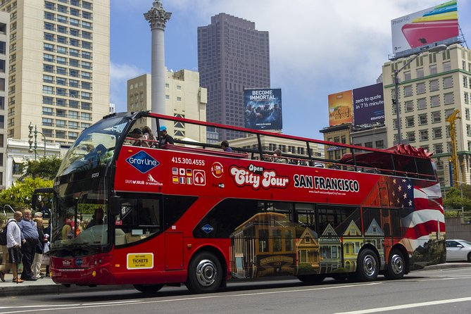 San Francisco S Excursion Hop On