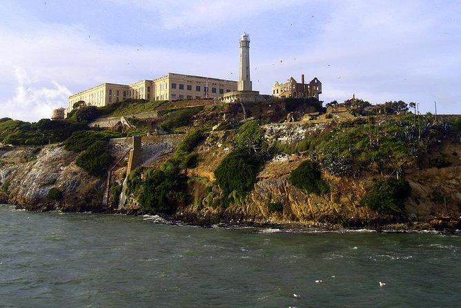 Alcatraz Tour plus Muir Woods and Sausalito Day Trip