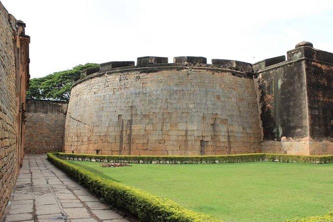 Bangalore Fort arv promenad