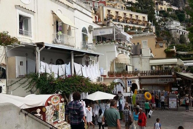 Amalfi Coast Private Day Tour from Sorrento: Positano, Ravello and Amalfi