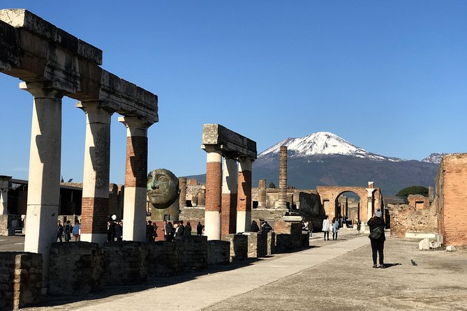 Pompeii Guided tour with Hotel transfer included photo 3