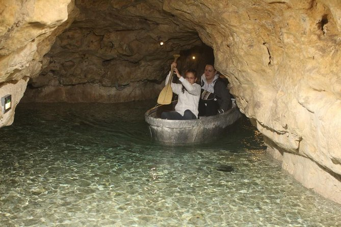 Cave Lake to Tapolca and Tihany private tour