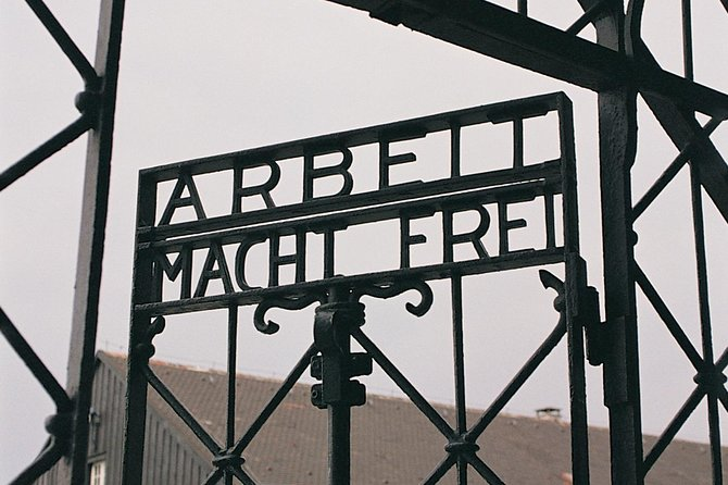 Munich WWII Combo: Dachau Concentration Camp Memorial Site and Third Reich Walking Tour photo 4