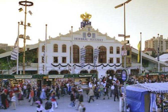 Oktoberfest, la mejor fiesta de la cerveza del mundo. Incluido entradas para el Oktoberfest