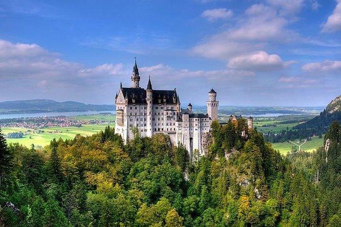 München Super Saver 2 Tägiger Ausflug Von München Zum Schloss Neuschwanstein Und Schloss Herrenchiemsee