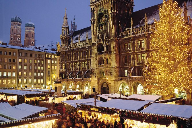 Munich Christmas Market.Munich Christmas Markets Tour