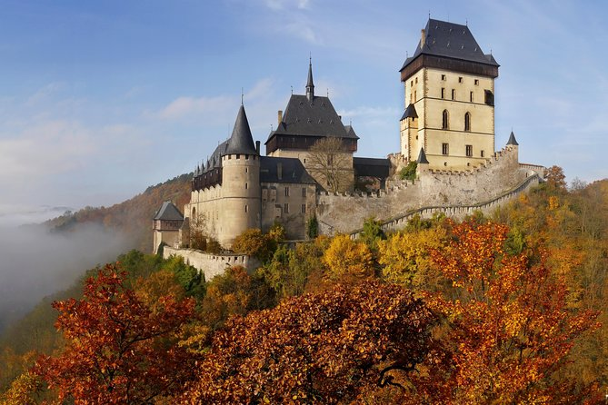 Private Half-Day Trip From Prague to Karlstejn Castle