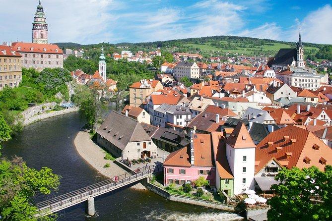 Excursão Privada de Dia Inteiro a Cesky Krumlov saindo de Praga