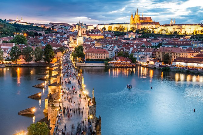 Prague In One Day Private Tour photo 7