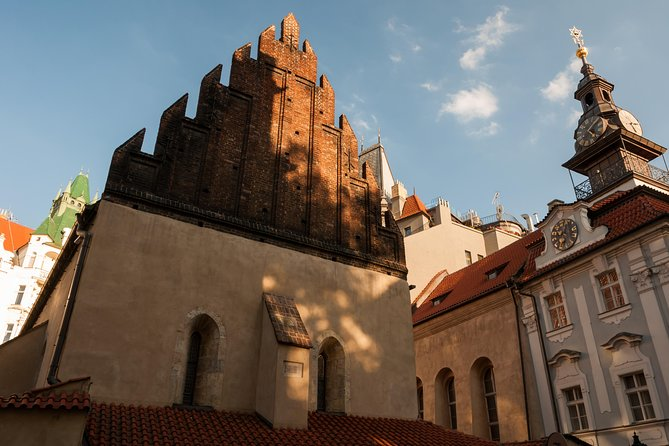 Prague's Jewish Quarter Private Tour