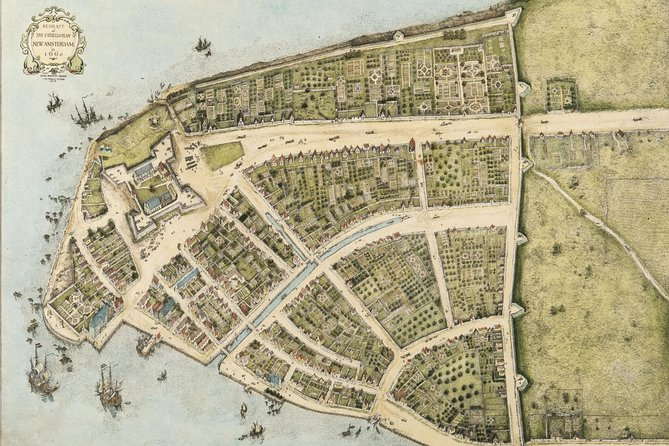 Lower Manhattan Tour: The Remnants of Dutch New Amsterdam!