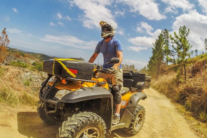 ATV Quad Bike Adventure Tour (Departs Nadi)