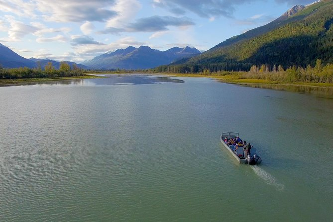 Jet Boat Adventure and Raptor Expedition - Haines Departure photo 1