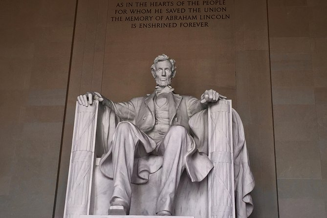 Stadstour door Washington DC