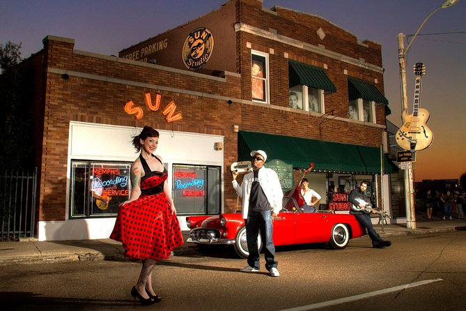 Memphis Legacy Pass: Sun Studio, Rock 'n' Soul Museum, Stax Museum and More