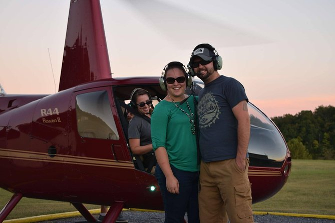 The Smoky Mountain Valley Adventure by Helicopter
