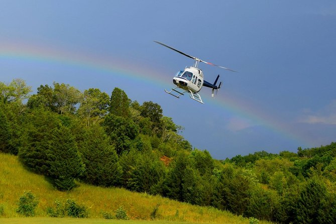 18-Minute Scenic Helicopter Tour of Wears Valley in Tennessee