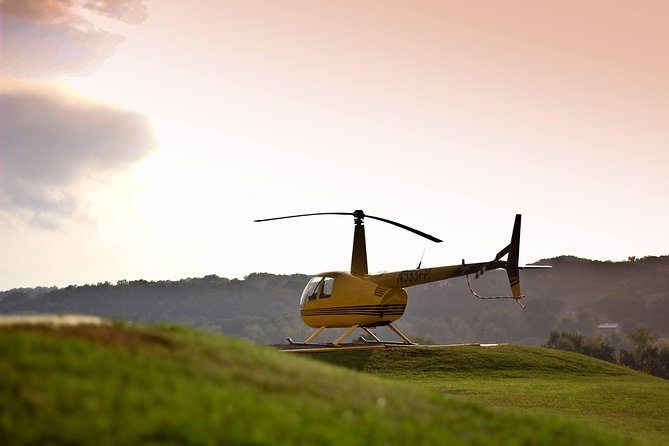 The Great Smoky Mountain National Park Tour by Helicopter