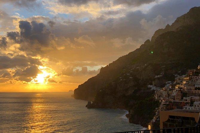 Private Transfer from Rome to Sorrento, Positano, Amalfi, Ravello & Pompei tour
