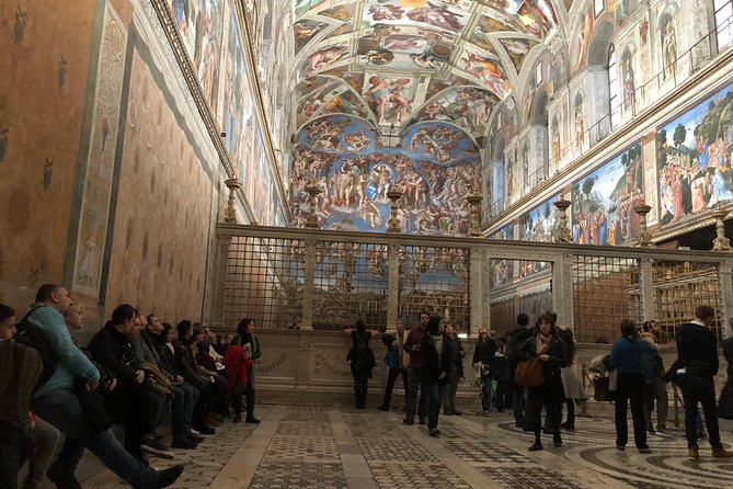 Early Morning VIP Private Vatican Museums, Hotel P/up,D/off and Tkts included