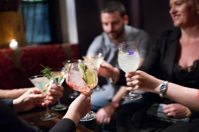 Melbourne Hidden Bar and Cocktail Walking Tour