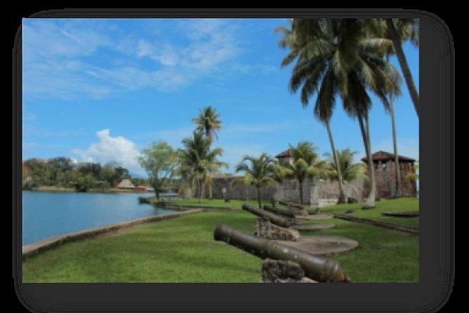 Excursión por la costa: fortaleza de San Felipe y la plantación de plátanos