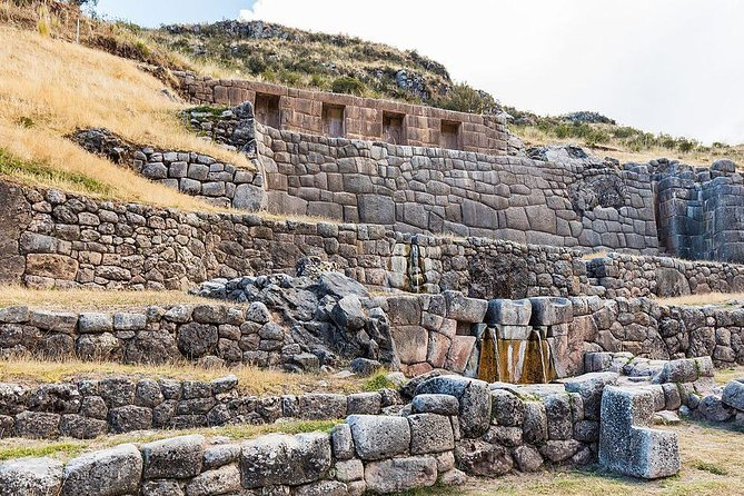 Sacsayhuaman Audio-Guided Tour with transport in Cusco