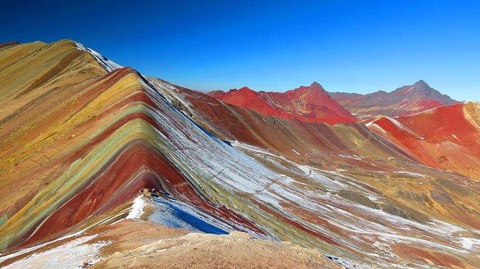 Vinicunca - Rainbow Mountain (1h 30 min Cusipata Trail)