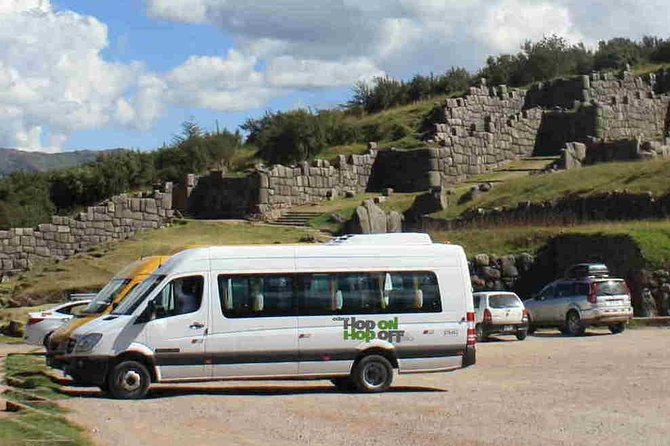 Airport Transfer & Hop-On Hop-Off Bus Tour in Cusco ( Full Day)