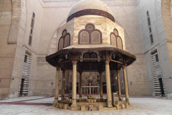 Day Tour of Islamic and Christian Cairo