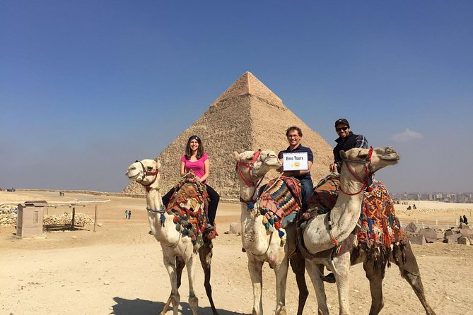 Half-Day Great Pyramids of Giza Tour