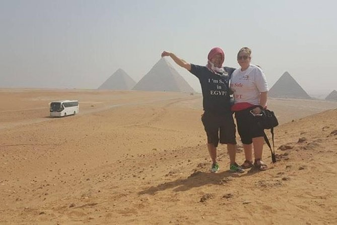 Cairo top attractions visit Giza Pyramids and Sphinx