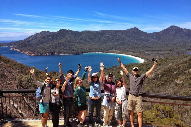 Wineglass Bay Explorer Active Day Trip from Launceston