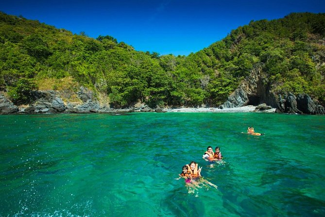 Phi Phi Maya Bay Maiton Island Tour by Speed Boat with Lunch