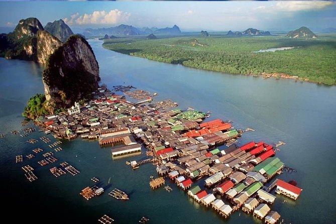 Sunset Cruise to Phang Nga Bay by Speedboat
