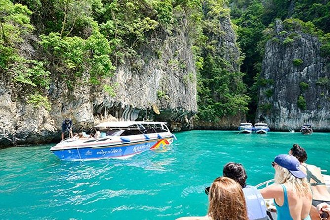 Phi Phi Island Speed Boat Premium Trip with Lunch