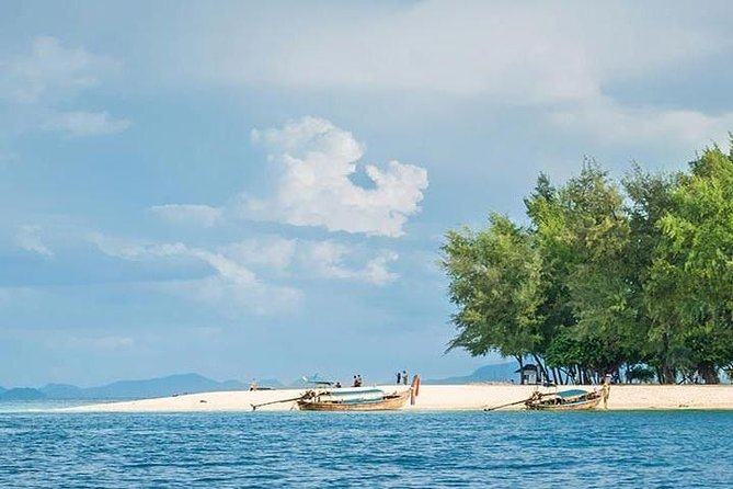 Phi Phi Bamboo Island By Speed Boat Premium Trip