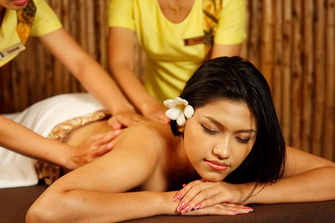Morning Blue Sky Spa Package with Private Transfer