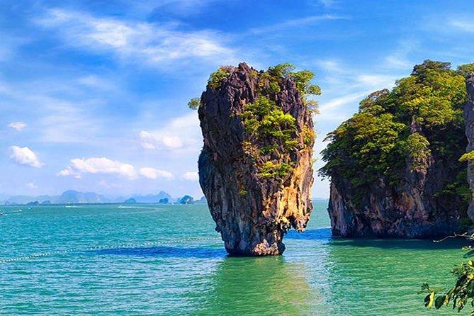 Phang Nga Bay Sunset Premium Trip Speed Boat Tour