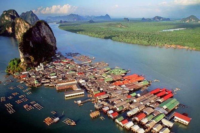 Private Speedboat Charters to Phang Nga Bay, James Bond Island
