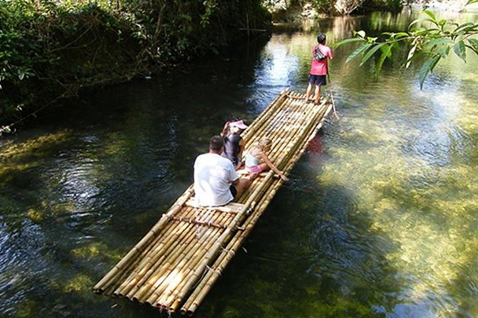 Private Khao Lak with Bamboo Rafting Tour