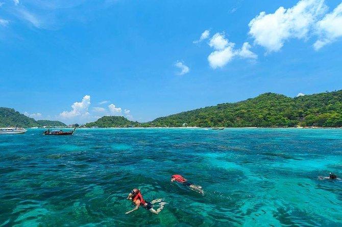 Phi Phi Island - Maya & Khai Island by Speed Boat