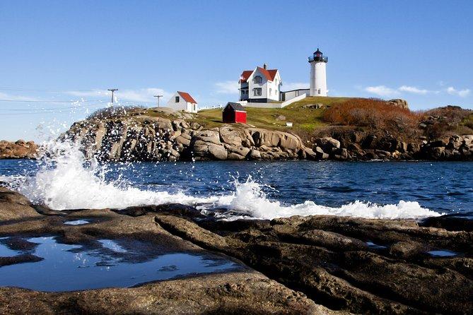 Boston to Coastal Maine Private Day Trip