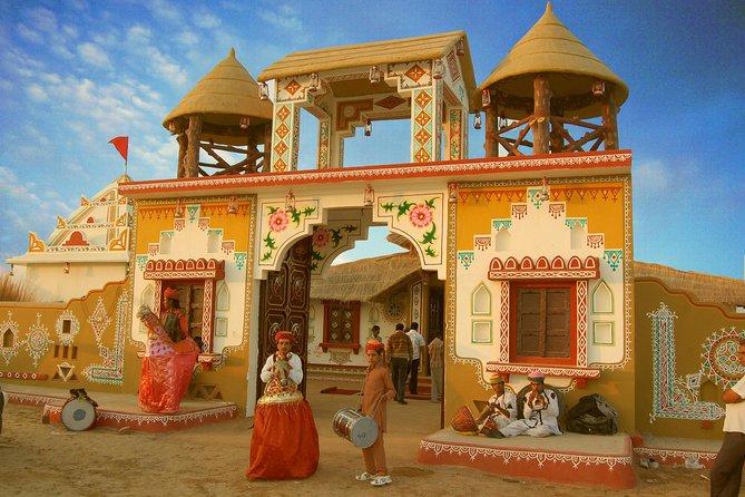 Cultura, color y emoción - Jaipur Full day Sightseeing Trip