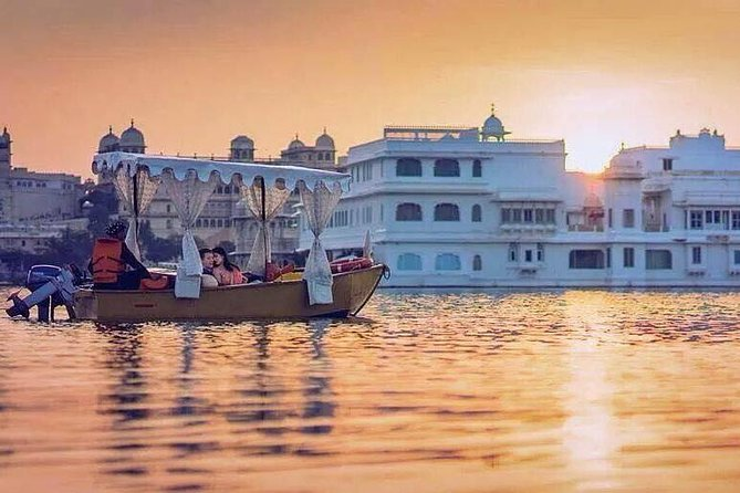 Private Transfers Ahmedabad To Udaipur Drop