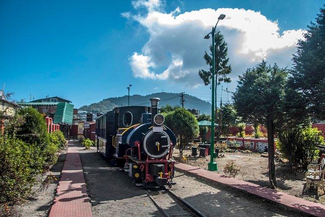 Darjeeling Toy Train Joyride E-tickets with private transportation