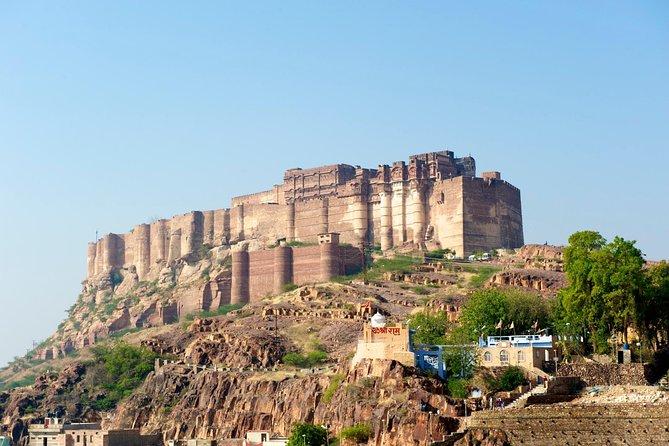 Private Transfers Jaisalmer To Jodhpur Drop