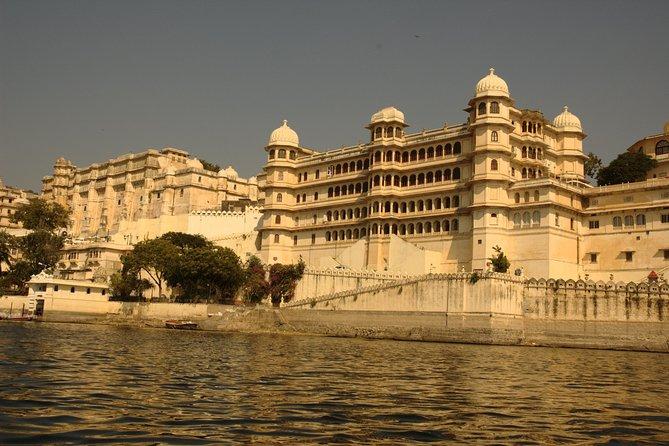City Tour em Udaipur em Tuk Tuk, com visita guiada opcional