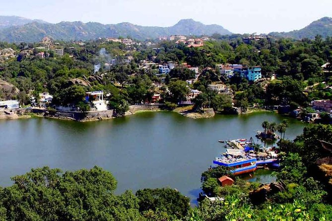 Private Transfers Ahmedabad To Mount Abu Drop