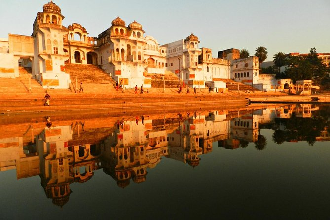 Private 4 Hrs Walking Tour In Pushkar Including Spiritual walk & Market Visits photo 1
